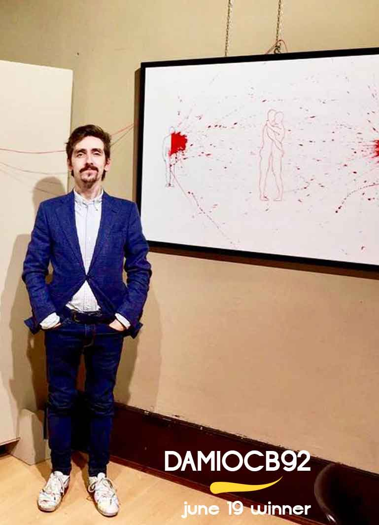 Damiano Conti Borbone
